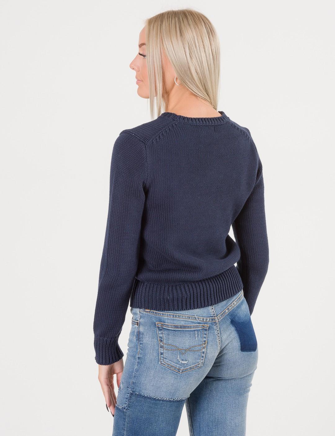 f1e1854f3010 Om American Sweater - Blå från Ralph Lauren | KidsBrandStore