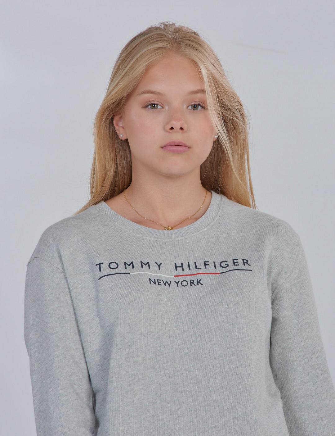 71c65e49a8a Tommy Hilfiger - CREW SWEATSHIRT DRESS
