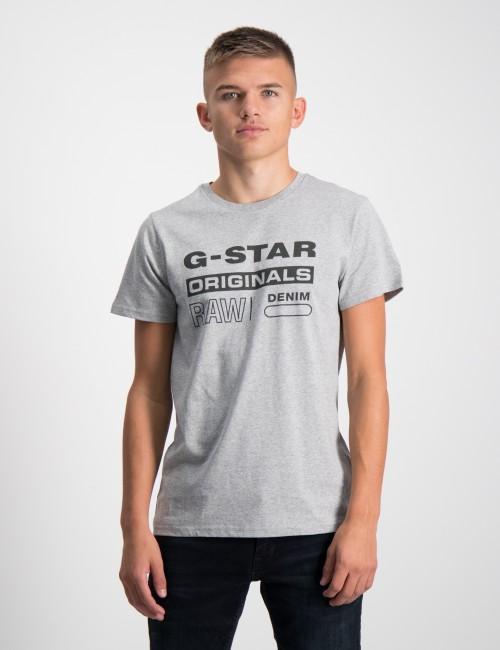 G-star - TEE-SHIRT SS