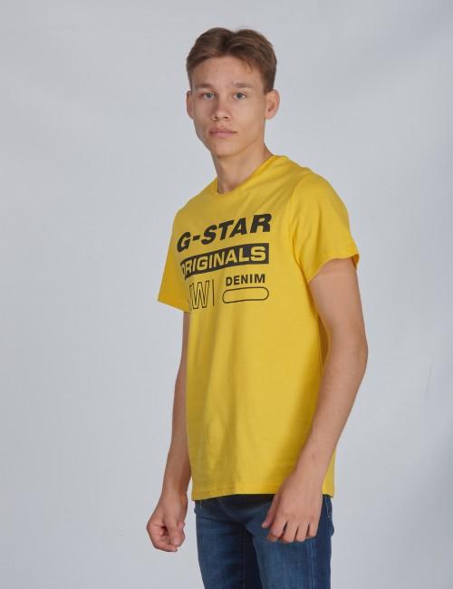 G-star barnkläder - SS TEE