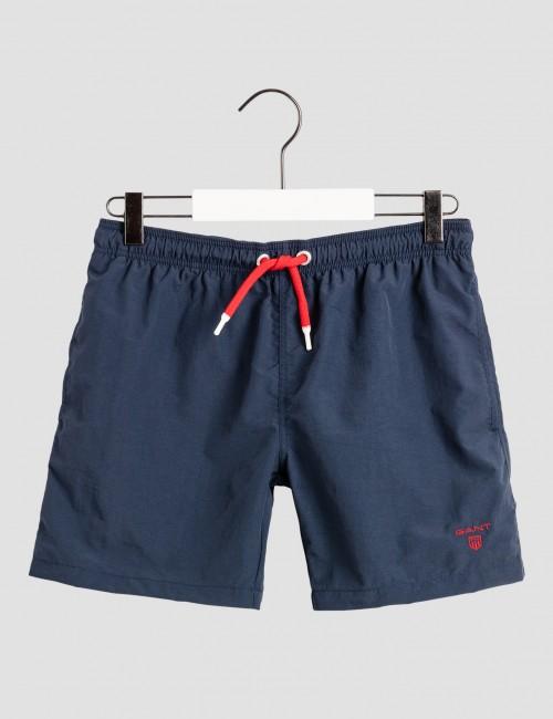 Gant barnkläder - BOY'S BASIC SWIM SHORTS
