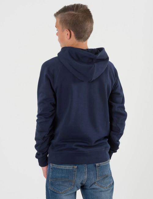 Gant barnkläder - TB.  THE FALL LOGO  SWEAT HOODIE