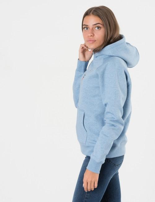 Gant barnkläder - OVERSIZED GANT SHIELD LOGO  SWEAT HOODIE