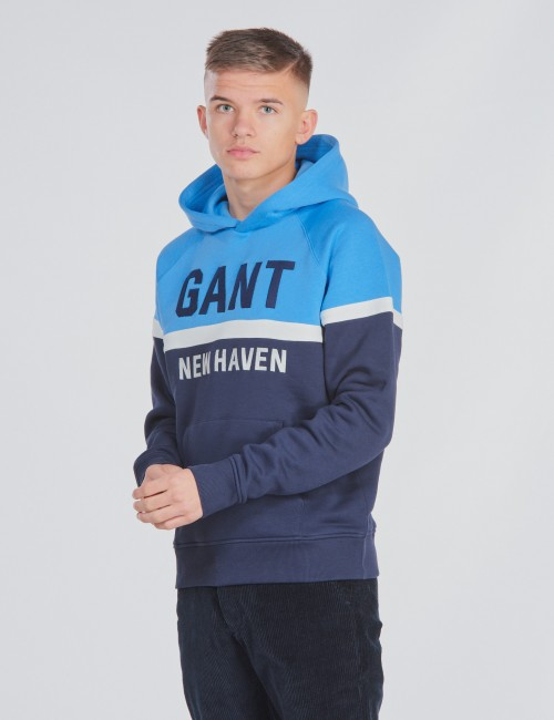 Gant - THREE COLORS SWEAT HOODIE