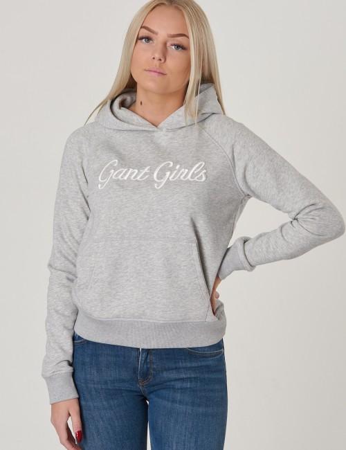 Gant - TG GANT GIRLS SWEAT HOODIE