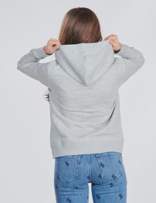 Gant barnkläder - SHINY GANT SWEAT HOODIE