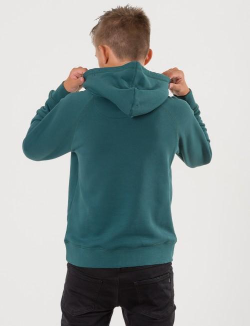 Gant barnkläder - GANT SHIELD LOGO  SWEAT HOODIE