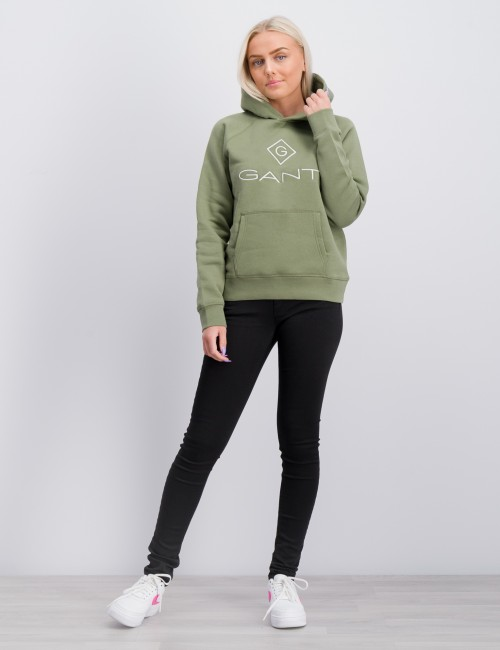 Gant - GANT LOCK-UP SWEAT HOODIE