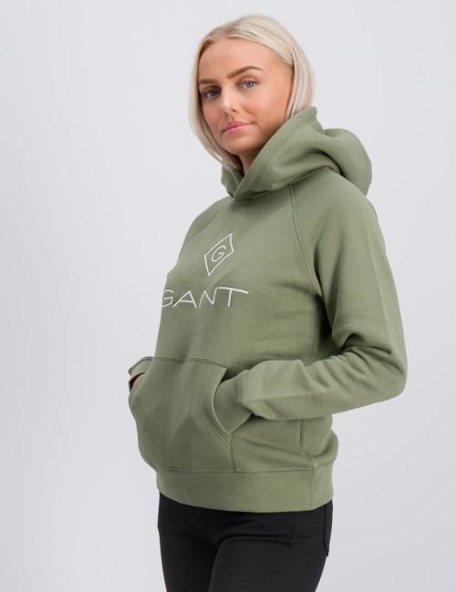 Gant - GANT LOCK-UP SWEAT HOODIE