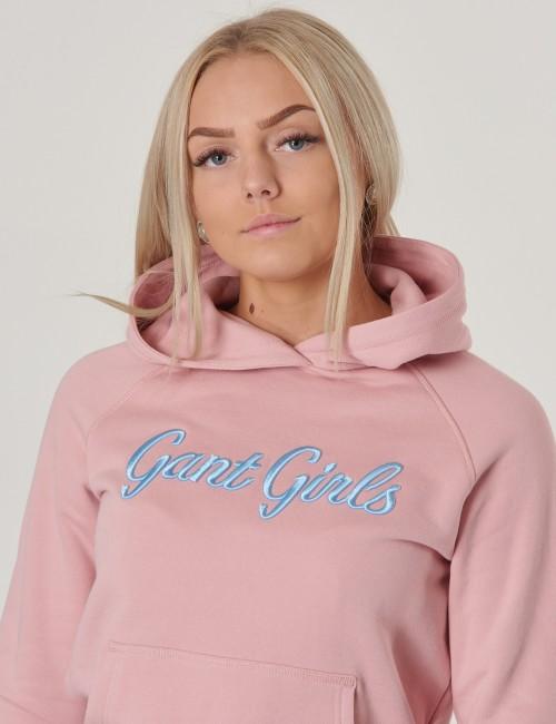 Gant barnkläder - TG GANT GIRLS SWEAT HOODIE