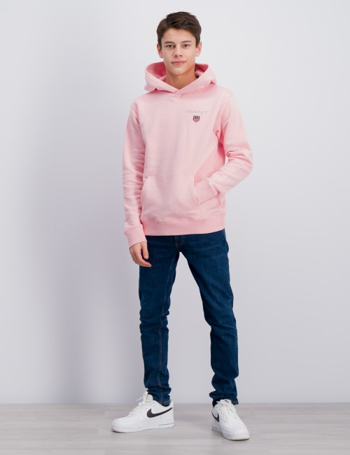 Gant - MEDIUM SHIELD SWEAT HOODIE