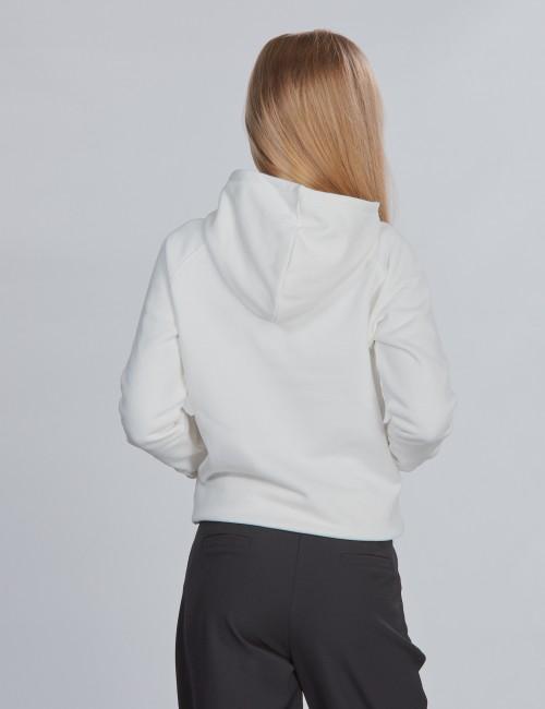 Gant barnkläder - COLLEGIATE GANT LOGO HOODIE