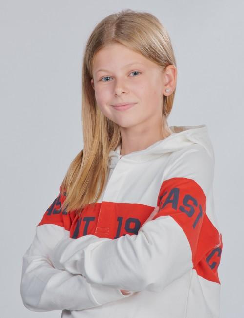 Gant barnkläder - GANT CHEST STRIPE HR