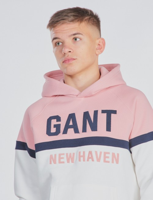 Gant barnkläder - THREE COLORS SWEAT HOODIE