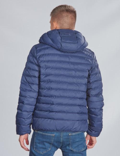 Gant barnkläder - D1. THE LIGHT WEIGHT HOODED PUFFER
