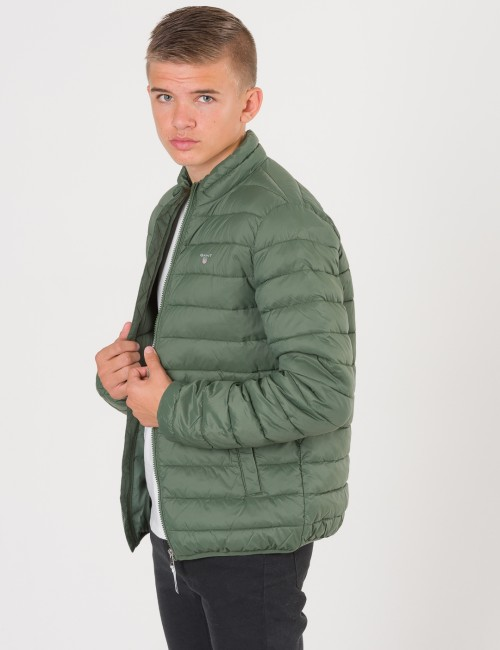 Gant - TB. THE LIGHT WEIGHT  PUFFER JACKET