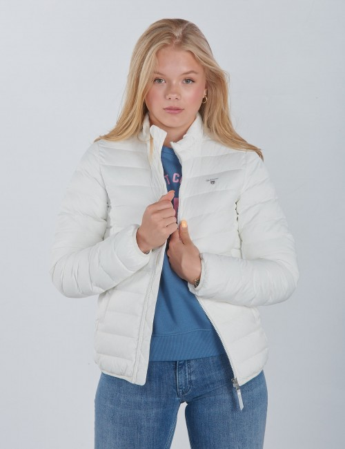 Gant barnkläder - THE LIGHT WEIGHT PUFFER JACKET