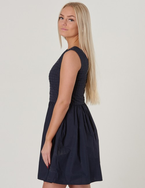 Gant - TG. BROIDERIE ANGLAISE DRESS