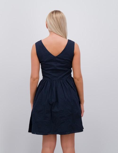 Gant - BRODERIE ANGLAISE DRESS