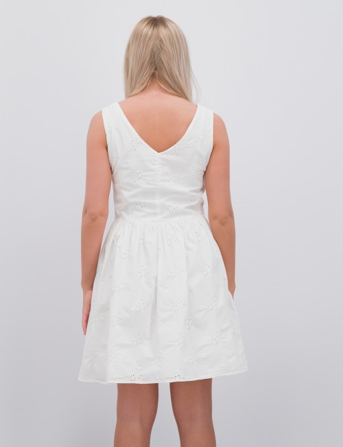 Gant - BRODERIE ANGLAISE DRESS