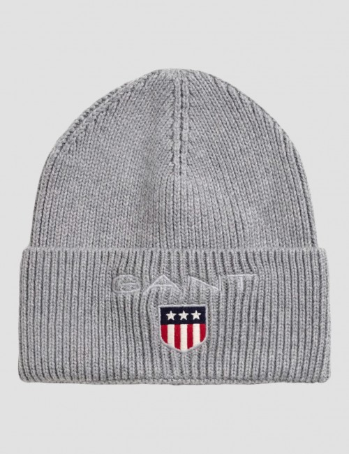 MEDIUM SHIELD RIB BEANIE