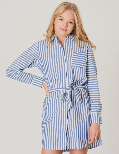 Gant - TG. BOLD STRIPE SHIRT DRESS