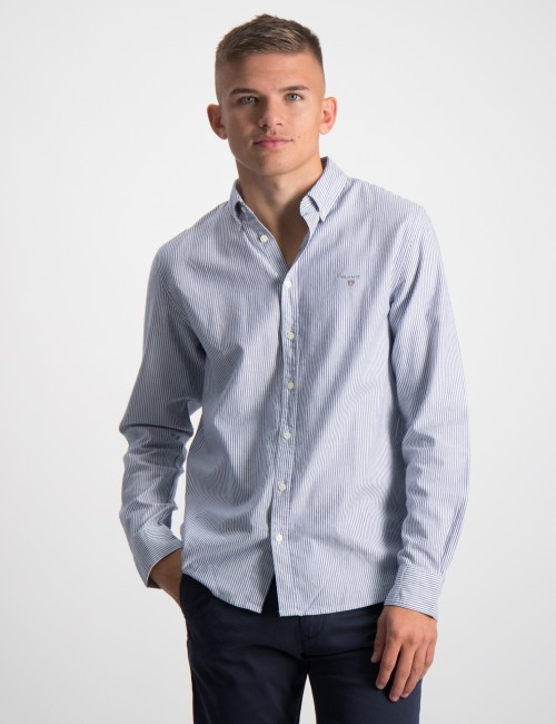 ARCHIVE OXFORD STRIPE BD SHIRT