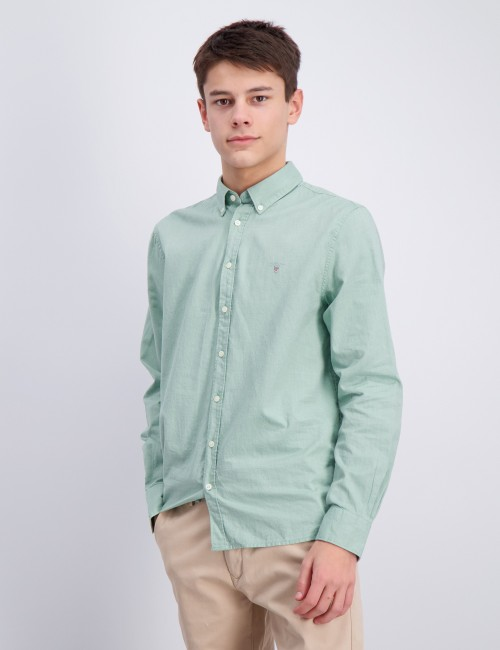 ARCHIVE OXFORD B.D SHIRT