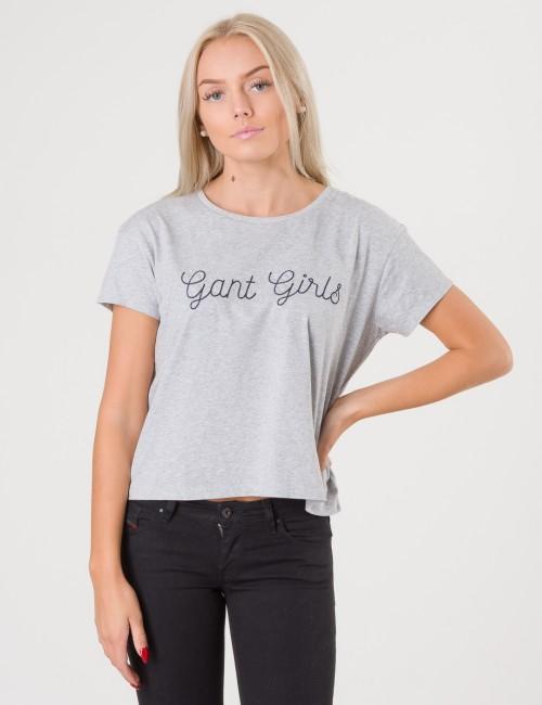 Gant - GANT GIRLS SS T-SHIRT