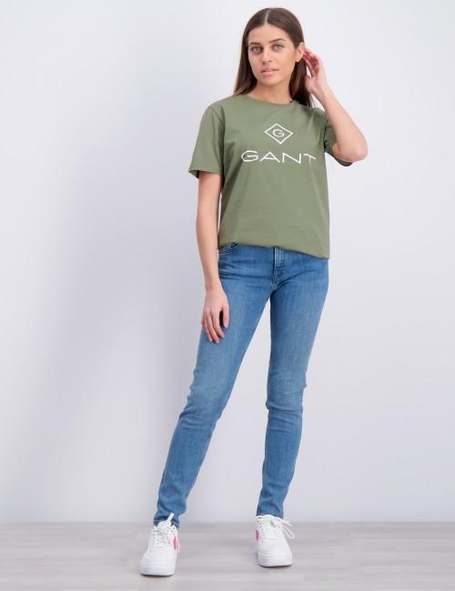Gant barnkläder - GANT LOCK-UP T-SHIRT