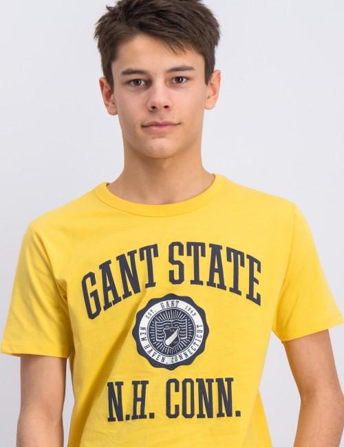 Gant barnkläder - GANT VARSITY T-SHIRT