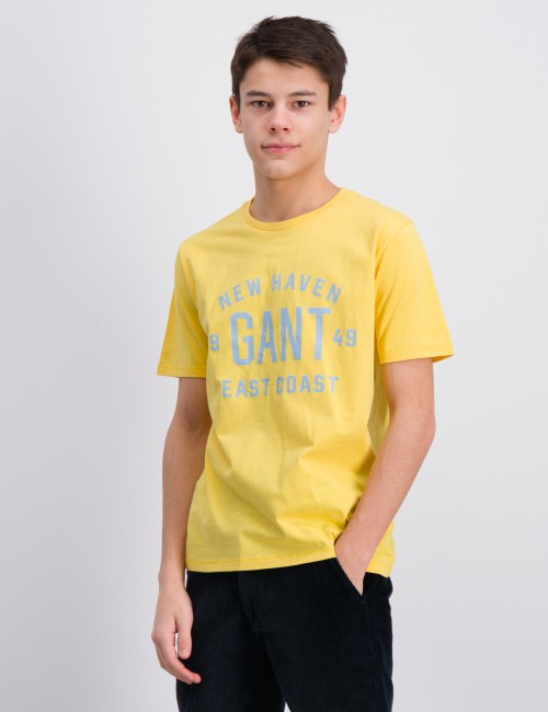 GANT EAST COAST T-SHIRT