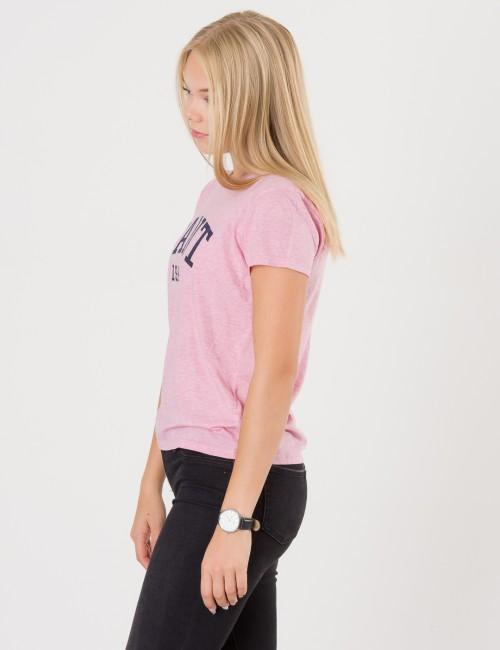 Gant barnkläder - TG. TEENS GANT LOGO SS T-SHIRT