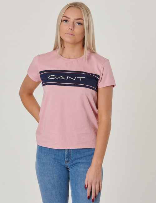 Gant - ARCHIVE SS T-SHIRT