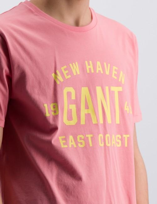Gant - GANT EAST COAST T-SHIRT