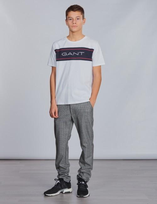 Gant barnkläder - ARCHIVE SS T-SHIRT
