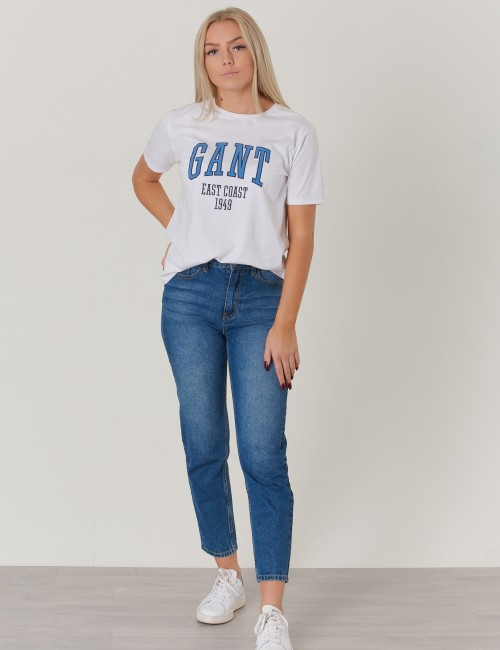 Gant - TB GANT EAST COAST SS T-SHIRT