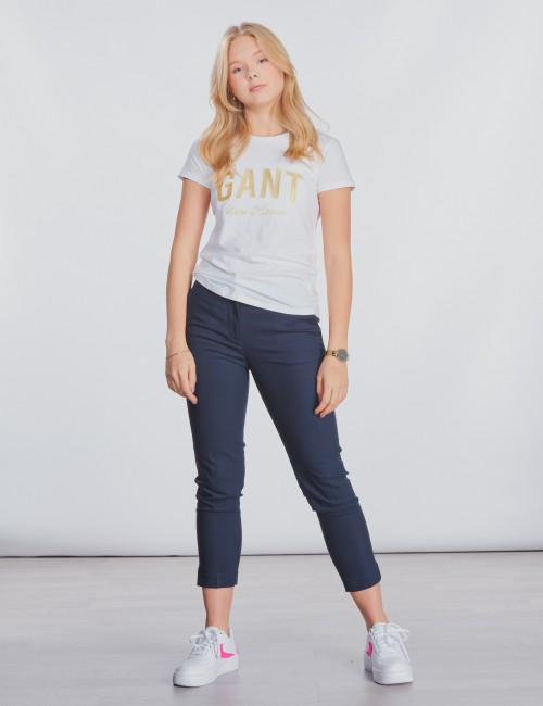 Gant barnkläder - SHINY GANT T-SHIRT