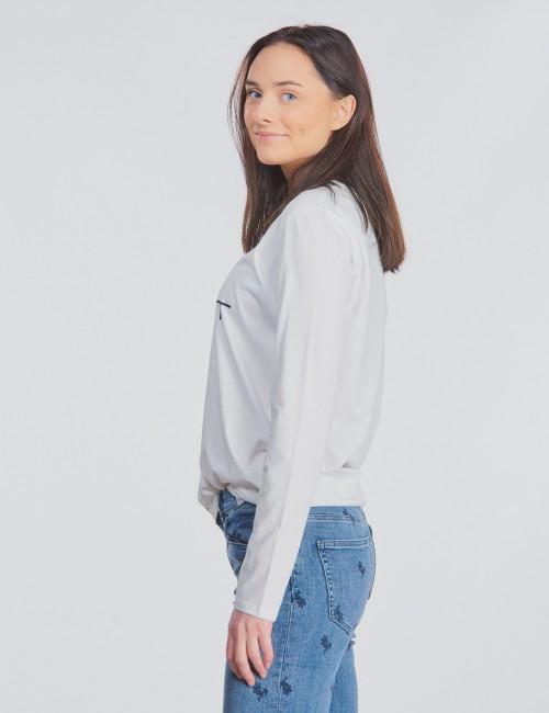 Gant barnkläder - GANT LOCK-UP LS T-SHIRT
