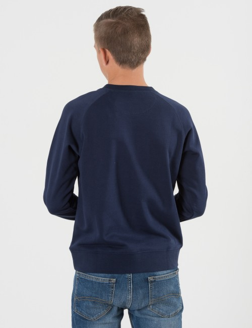 Gant barnkläder - TB. THE FALL LOGO C-NECK SWEAT