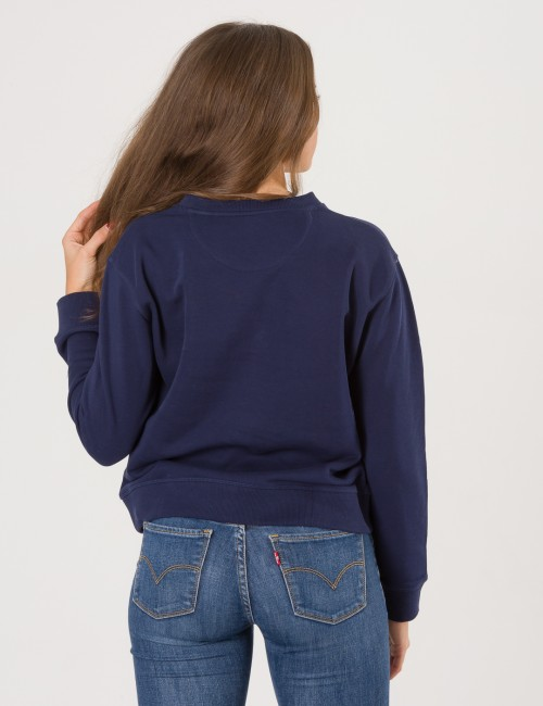 Gant barnkläder - TG. GANT GIRLS C-NECK SWEAT