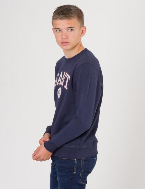 Gant barnkläder - TB. GANT C-NECK SWEAT