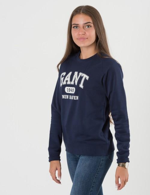 Gant barnkläder - TB. THE FALL LOGO C-NECK SWEAT