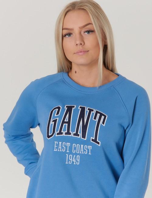 Gant - TB GANT EAST COAST C-NECK SWEAT