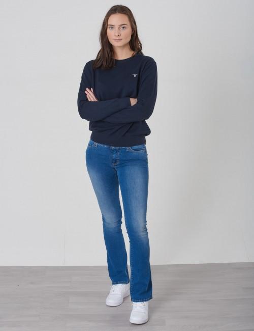 Gant barnkläder - LT WT COTTON CREW