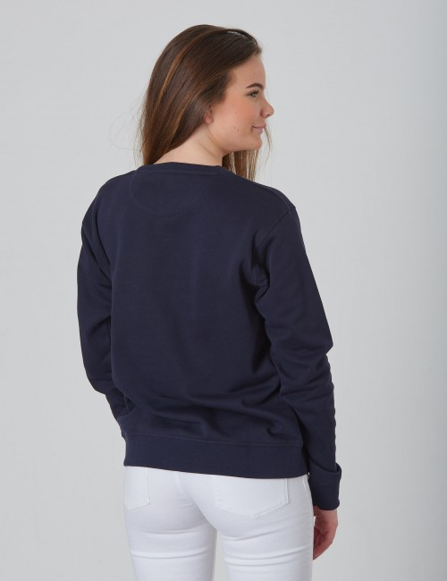 Gant - MD. GANT LOGO C-NECK SWEAT