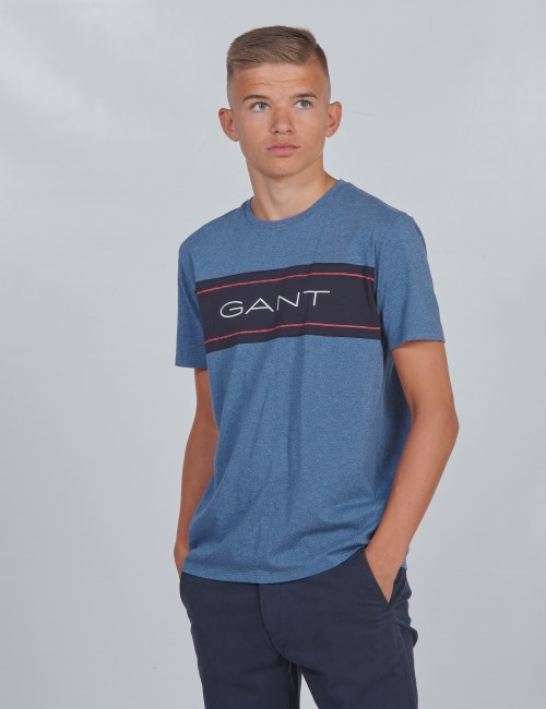 Gant - D1. GANT ARCHIVE SS T-SHIRT