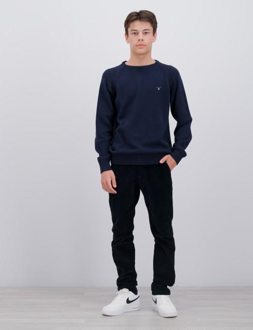 Gant barnkläder - CASUAL COTTON CREW