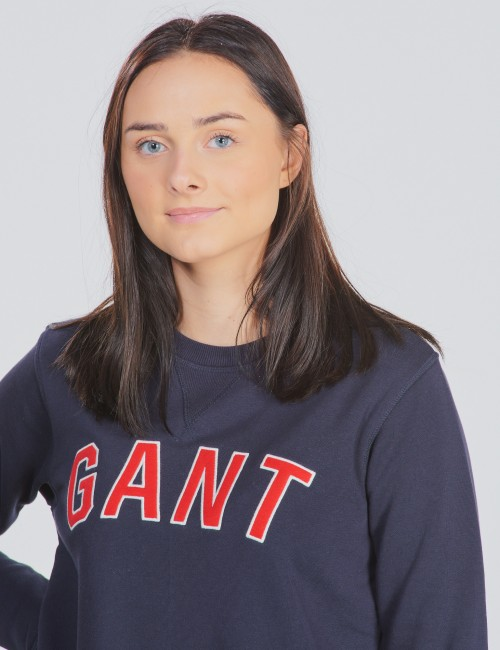 Gant - GANT CASUAL C-NECK SWEAT