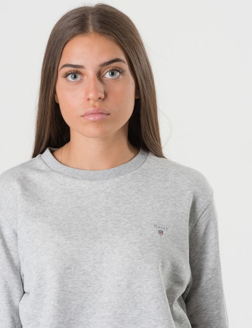 Gant barnkläder - TB. THE ORIGINAL C-NECK SWEAT